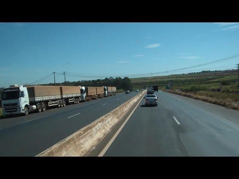 Rodovia BR-050 - Viagem de São Paulo-SP a Brasília-DF- 8a Parte