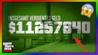 DER BESTE UNENDLICH GELD GLITCH IM PACIFIC STANDARD BANKÜBERFALL IN GTA 5 Online | WFG HD