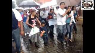 MARCHA DE MADRES Y PADRES DE FAMILIA EN APOYO A LA CNTE ¡¡MAESTRO AGUANTA OAXACA SE LEVANTA!!