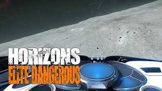 Elite: Dangerous Horizons - Here's what Happens when an Imperial Cutter Meets a High Gravity Planet