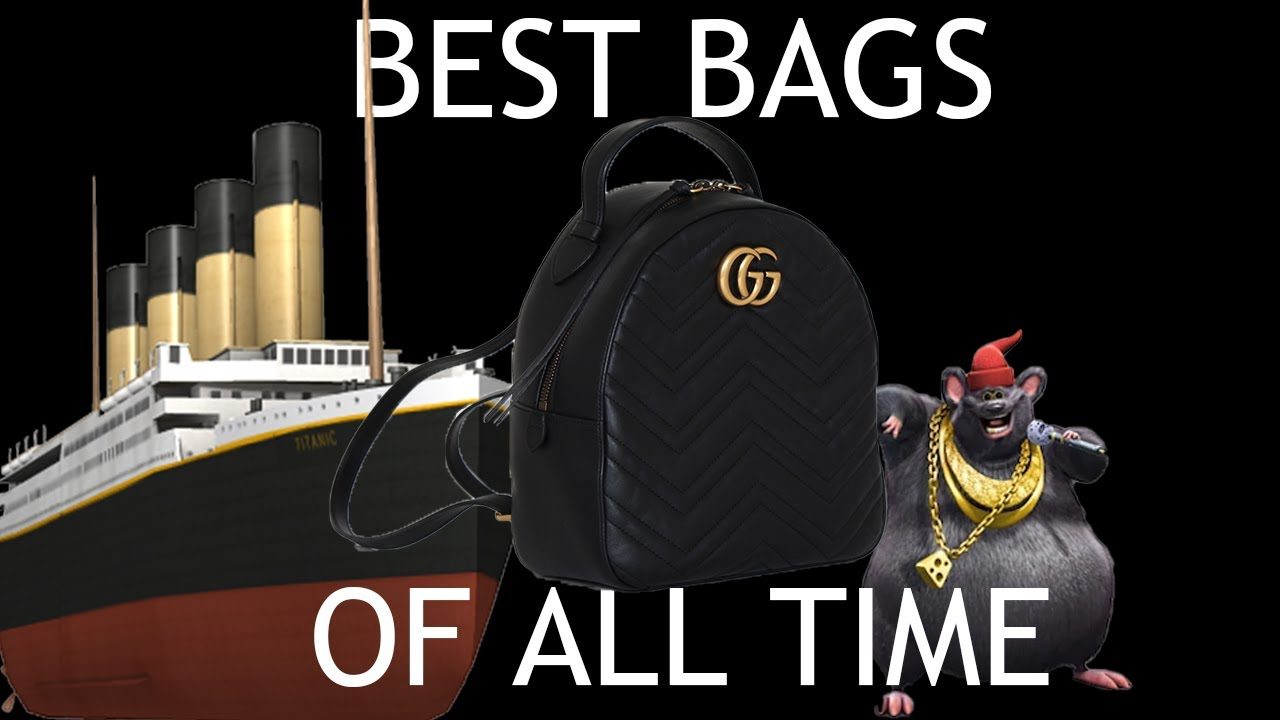 TOP 10 BEST BACKPACKS OF ALL TIME!!!