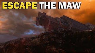 The Maw (Warthog Run)   Halo 5 Forge Maps