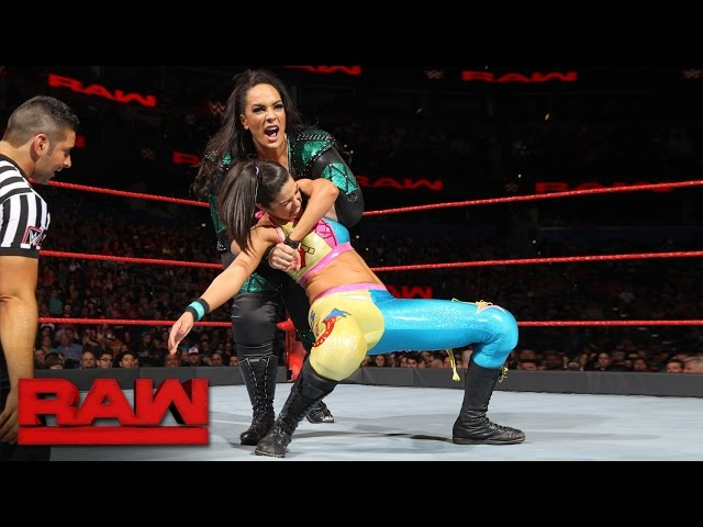 WWE Monday Night Raw Results With Videos: January 2nd, 2017