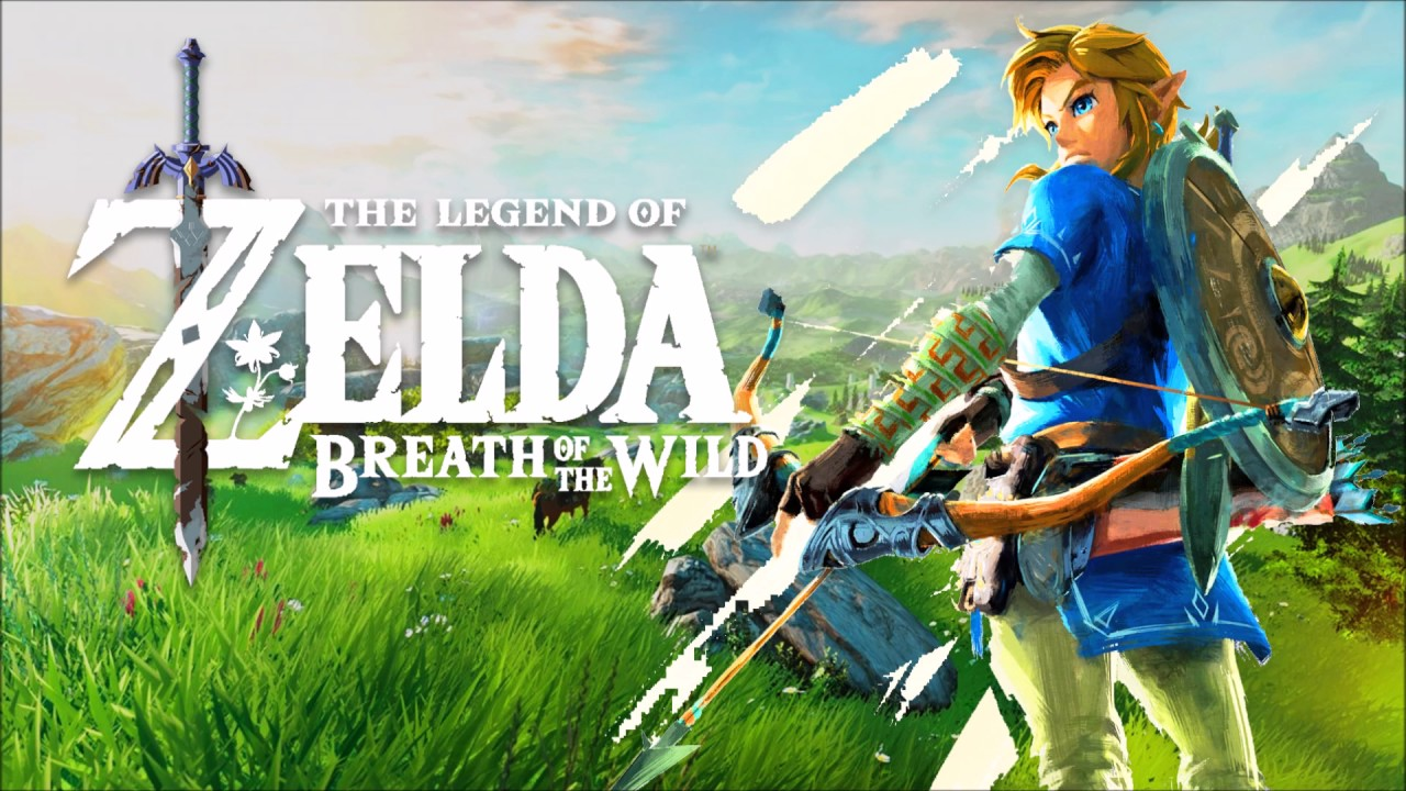 1 hour of relaxing zelda breath of the wild music youtube 1 hour of relaxing zelda breath of the wild music ccuart Images