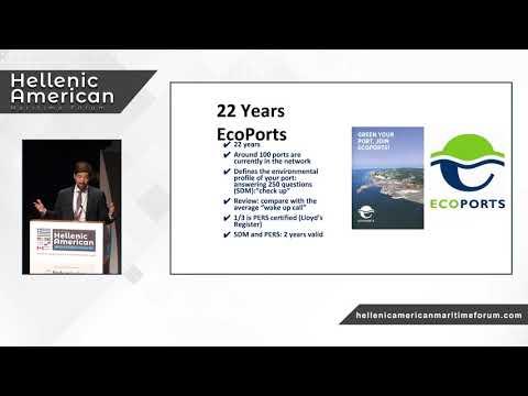 Top 10 environmental priorities of EU ports