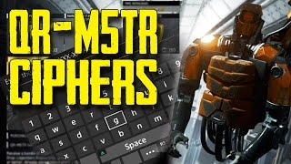 Easier than we think? - QR-M5TR Ciphers in Infinite Warfare