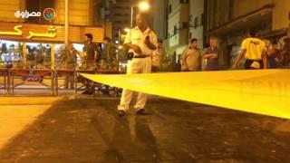افتتاح شارع الالفي بوسط القاهرة بعد تجديده