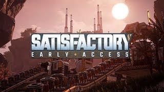 Satisfactory - rozważania na temat pierwszej gry