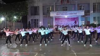 Nhạc Hoa - Khiêu vũ TT thôn Đông xã Kim Nỗ Đông Anh Hà Nội