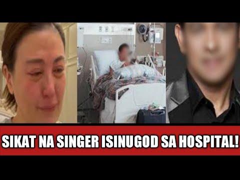 IPINAG-ALALA NG MGA TAGAHANGA ANG PAGKAKAHOSPIT@L NG SIKAT NA SINGER -  (2020)