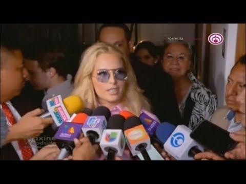 ¿Qué Piensa Tania Ruiz De Que El Pueblo De México Esté Enojado Con Peña Nieto?