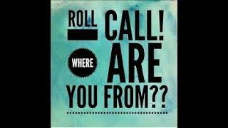 Roll Call 3