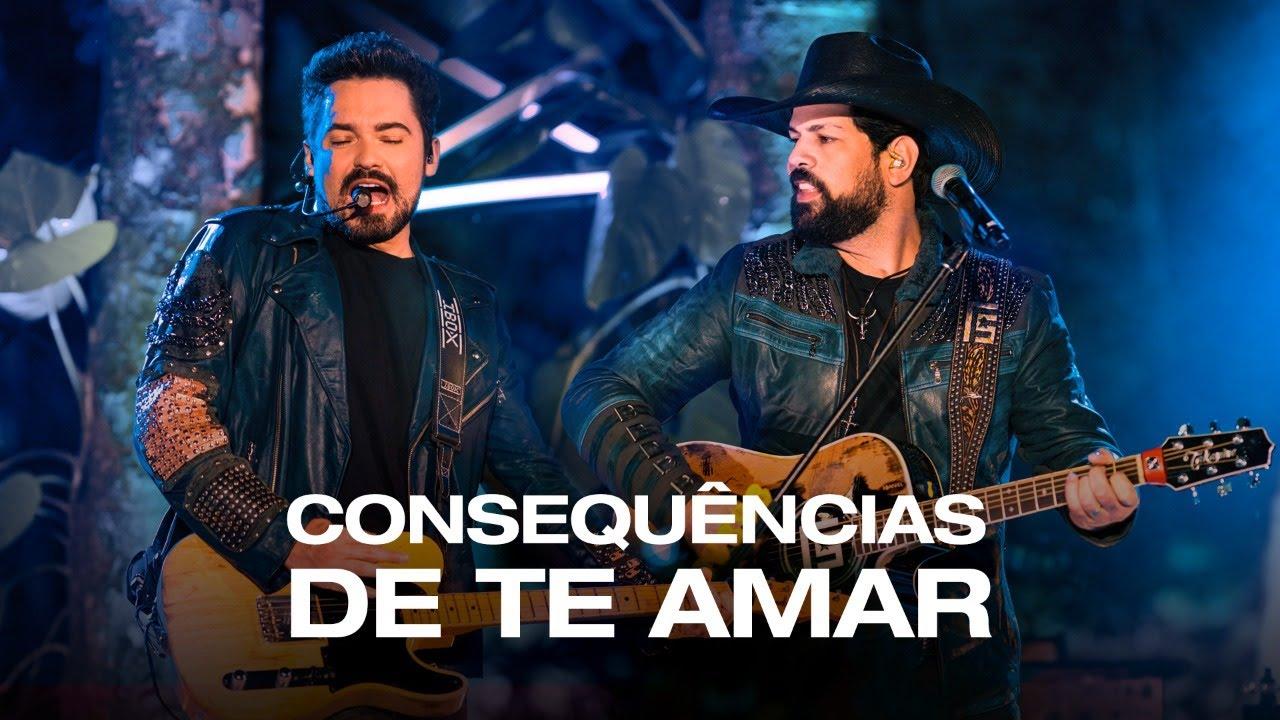 Fernando & Sorocaba - Consequências De Te Amar (Clipe Oficial)