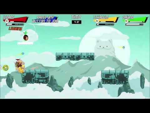 Splash Blast Panic - Geneva Games Convention - Heat 4 - Oct 8. 2016  