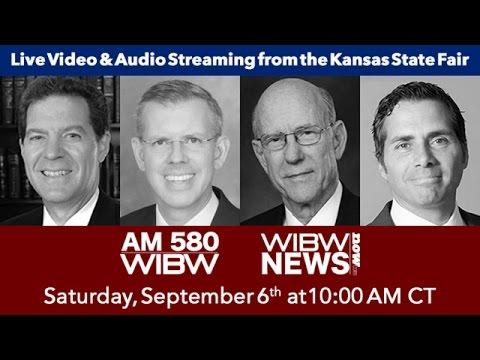 WIBW Radio - Kansas Senate Debate 2014