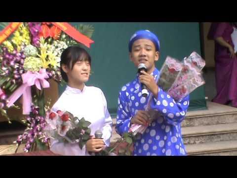Thăm quê em - Song ca 10D3 THPT Hưng Yên (20-11-2015)