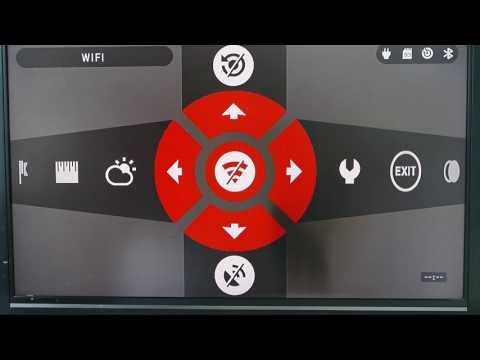 ATN X-Sight 2 HD Menu settings and zeroing in depth. SharpShootingUK
