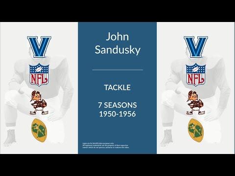 John Sandusky: Football Tackle