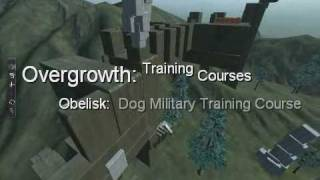 Overgrowth: Training Courses - Obelisk Trailer