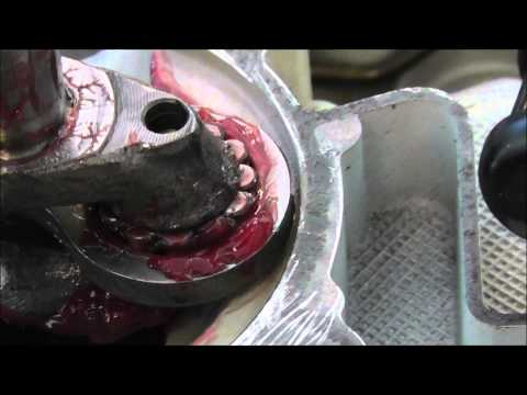 Stihl 009 Chainsaw Repair