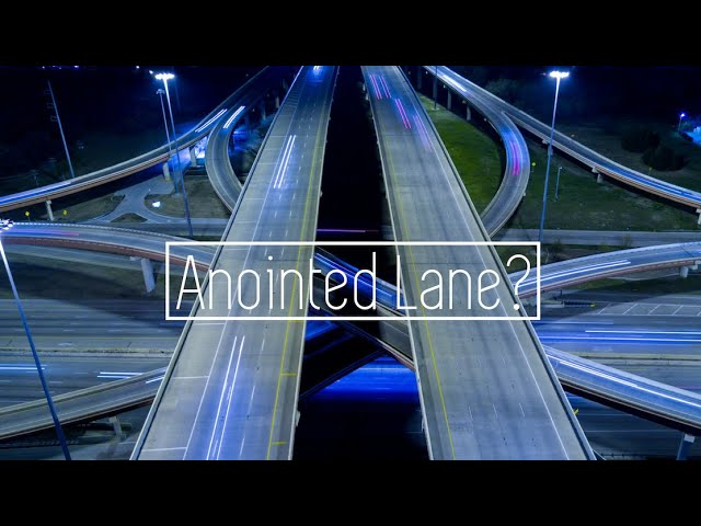 Anointed Lane?