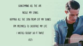 Shawn Mendes : Mercy - Lyrics (Leroy Sanchez Cover)