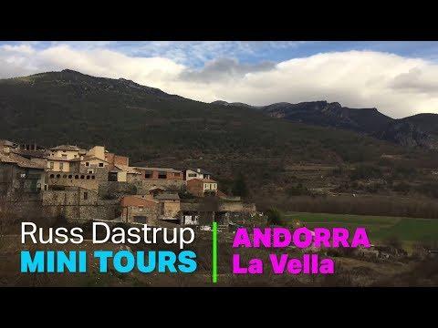 Andorra - Andorra La Vella  - Russ Dastrup Mini Tour