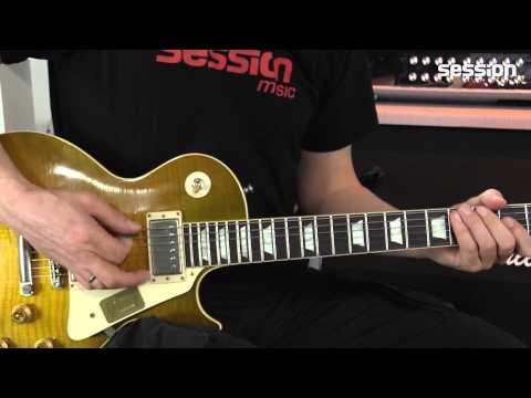 Gibson Les Paul Standard 1959 Reissue Tom Murphy Aged Handpicked Series