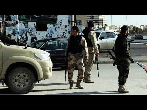 اعتقال مئات المهربين في ليبيا  - 07:22-2018 / 3 / 15