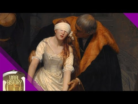 Crown of Blood: Lady Jane Grey, interview with Tudor historian Nicola Tallis