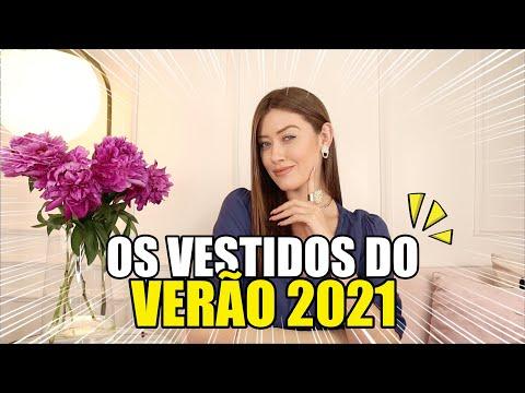 OS VESTIDOS DO VERÃO 2021 - Vitória Portes