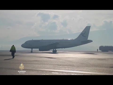 Veliki Dug Firme Fly Bosnia Prema Aerodromu Sarajevo