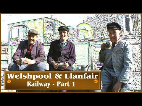 Download Welshpool & Llanfair Railway. Narrow Gauge Railway UK. Part 1. Welsh Tourism.