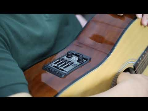 Acoustic Guitar Pickup Plus T Test And Performance