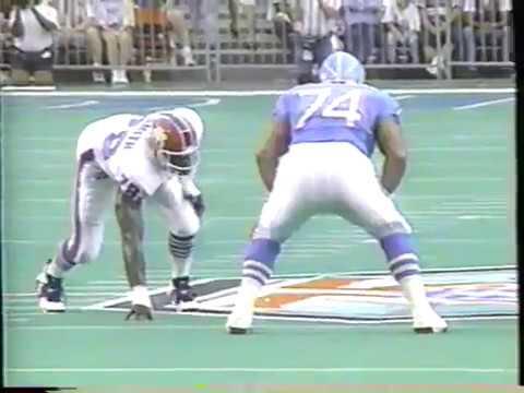 1994 - Week 3 - Buffalo Bills at Houston Oilers