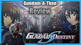 Gundam-A-Thon: Mobile Suit Gundam Seed Destiny (2004) Review