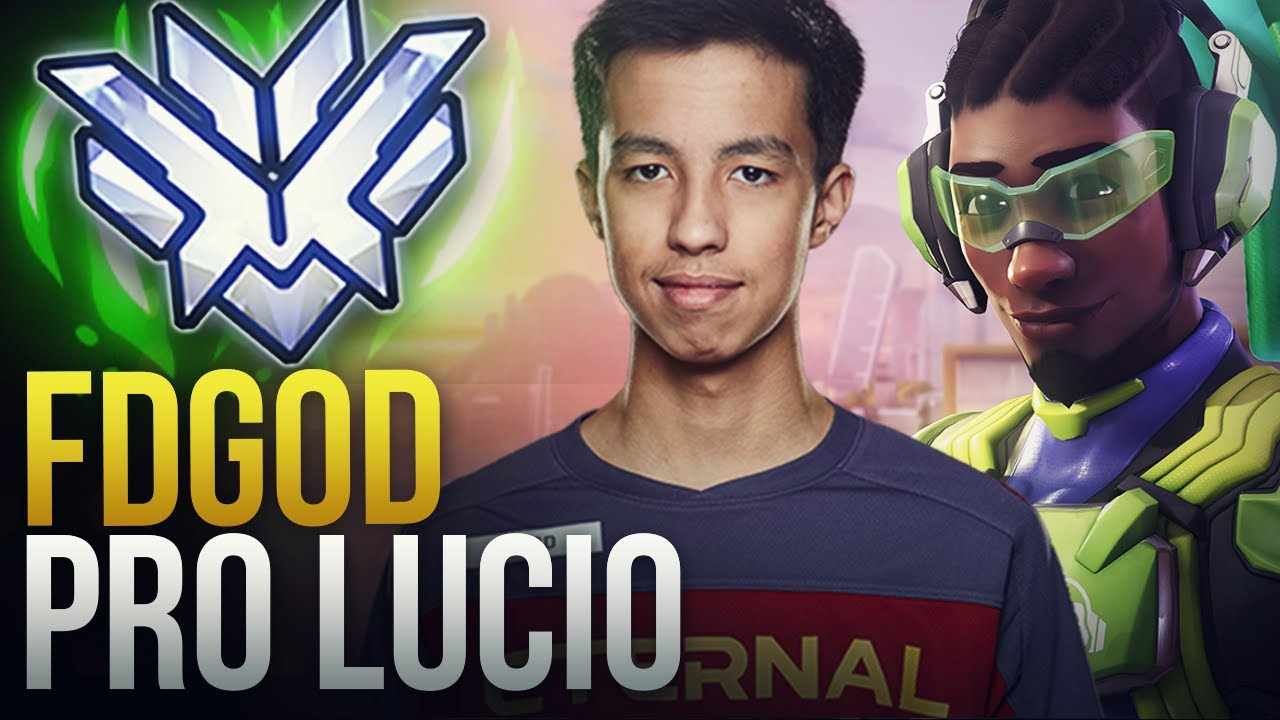 "Best Of ""FDGOD"" MOST INSANE PRO LUCIO - Overwatch Montage thumbnail"