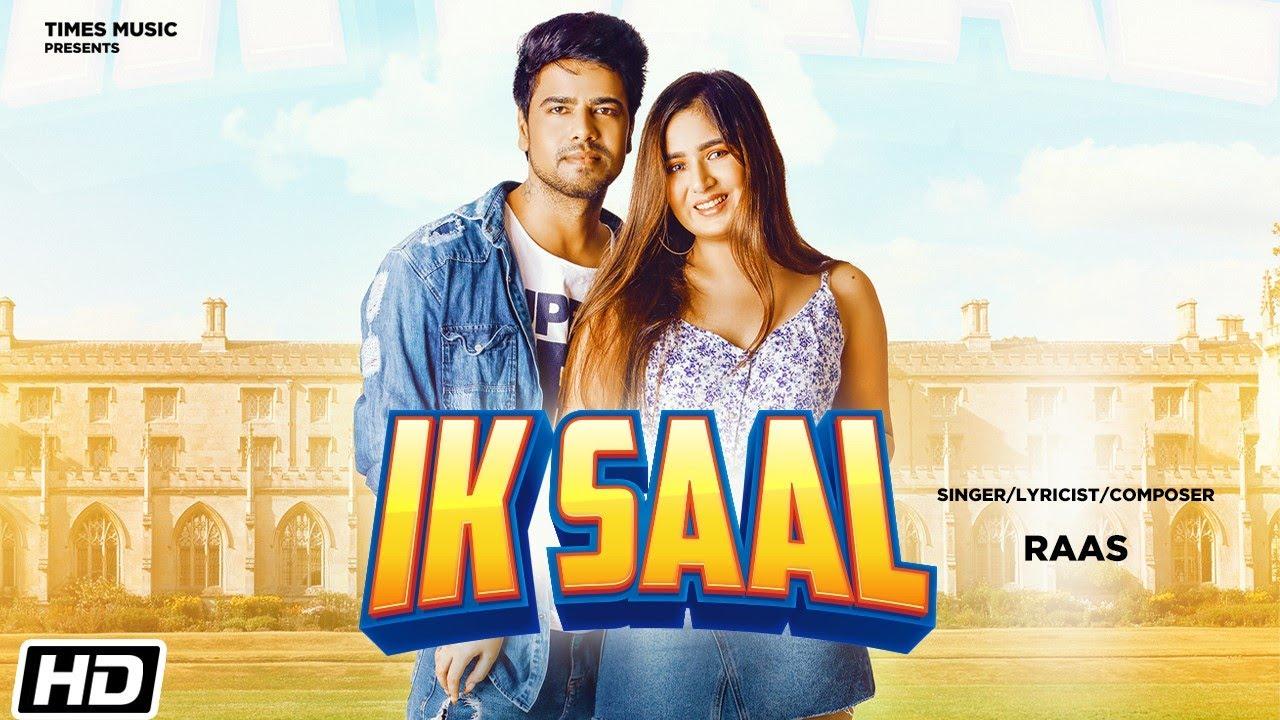 Ik Saal | Raas | Akash Jandu | Manika | Frame Singh | Latest Punjabi Songs 2020