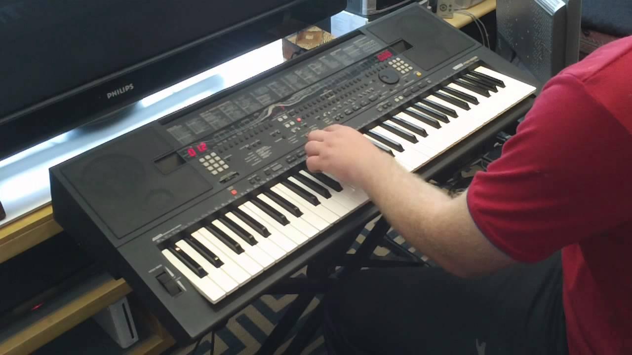 All Yamaha Keyboard Models