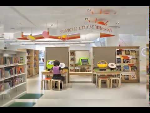 IIDA Designer Dialog 2014 Library Interior Design Awards YouTube