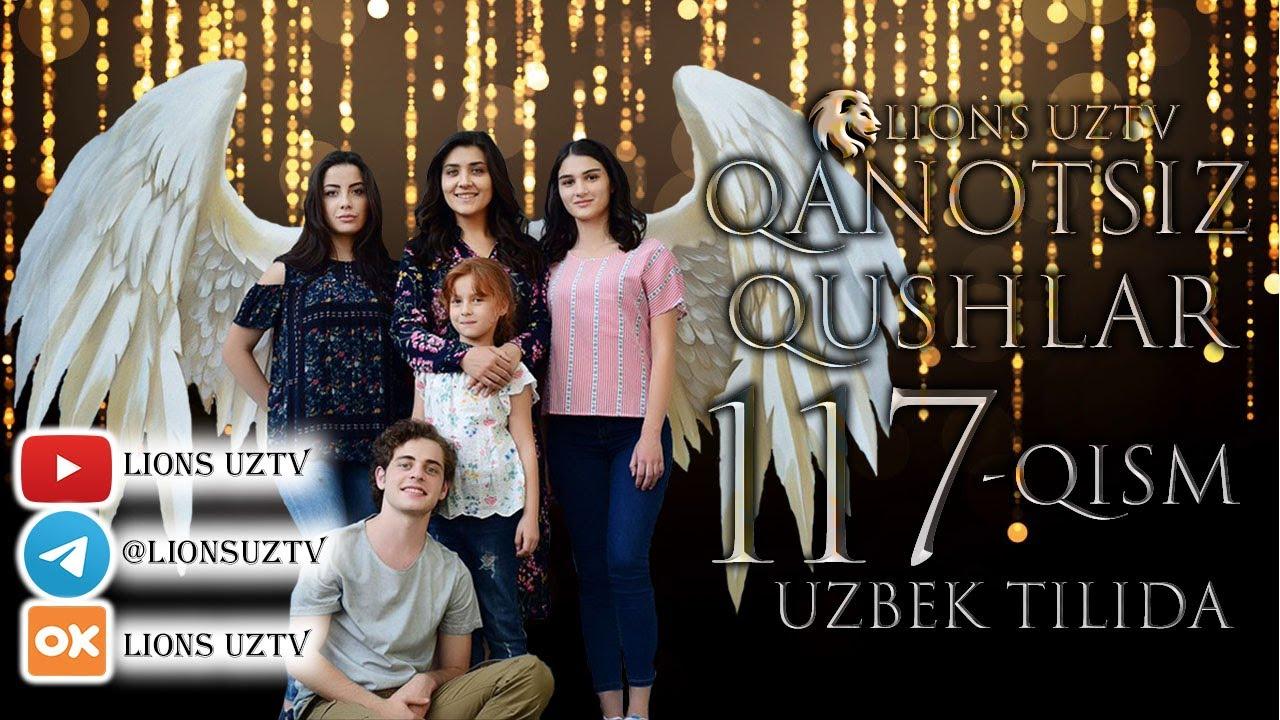 QANOTSIZ QUSHLAR 117 QISM TURK SERIALI UZBEK TILIDA | КАНОТСИЗ КУШЛАР 117 КИСМ УЗБЕК ТИЛИДА MyTub.uz TAS-IX