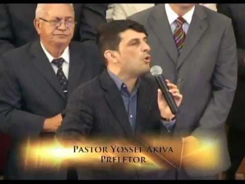 Pregação Pr Yossef Akiva  - As esquinas da vida