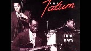 "Art Tatum Trio plays  ""I Know That You Know"""