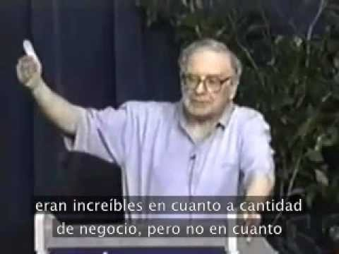 Charla Warren Buffett subtitulada - español (completa)