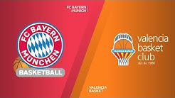 FC Bayern Munich - Valencia Basket Highlights | EuroLeague, RS Round 24