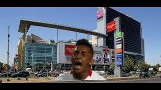 Se inauguro MAll de Arica ,!!Tacna llora! !..