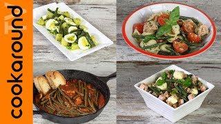 Fagiolini: 4 ricette gustose per prepararli