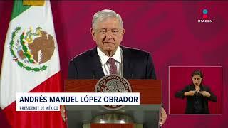 ¿Qué dijo López Obrador sobre la aprobación de la consulta popular? | Noticias con Francisco Zea