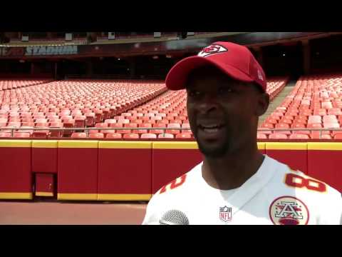 Dante Hall Chiefs Fantasy Camp 2016 Captain Message