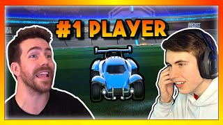 Me & Jon Sandman ran into the #1 RANKED Rocket League player | 2's Until I Lose Ep. 14